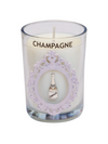 Luxury The Hamptons Champagne Seaside 100% Coconut SOY 8 oz. Candle