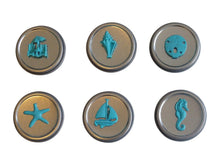Luxury Beach SEAHORSE Solid Perfume-Comes with a free Necklace Charm