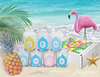 Palm Beach Candles Gift Box-Free Beach Charm-