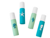 Sand & Sea Aromatherapy Mint CONCH SHELL Roll On Perfume-Free Starfish Charm