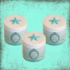 Travel Size Starfish Beach Body Cream 2 OZ-Free Starfish Charm