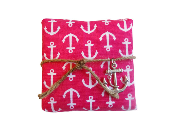 Pink Guava Fresh Soap-Free Anchor Jewelry Charm