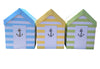 Cabana Beach Hut Candle-FAVOR SET OF 15 COUNT