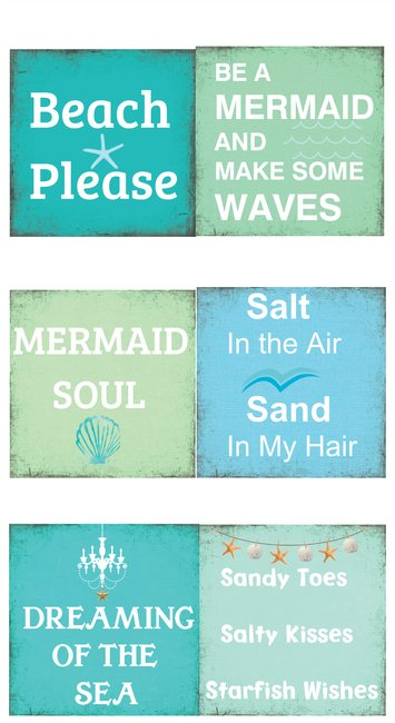 Beach Quote Soap Bar-FAVOR SET OF 15 COUNT