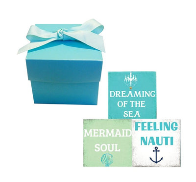 Feeling Nauti Beach Quote Soap Bar