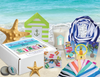 Holiday Paradise Island Beach Box-Special Limited Edition Gift Box-Free Beach Charm