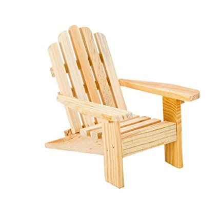 Mini Adirondack Chairs Home Decor or Cake Toppers-Choose Your Color
