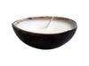Coconut Shell Candle-Comes with a free Necklace Charm