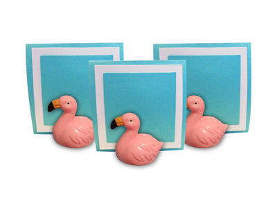 Pink Flamingo Lip Balm-FAVOR SET OF 15 COUNT