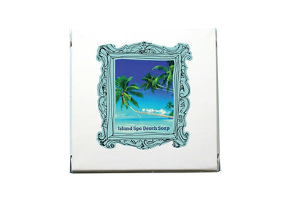 Luxury  Island Spa Beach Soap-FAVOR SET OF 15 COUNT