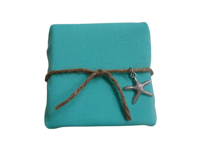 Coconut Fresh Soap-Free Starfish Jewelry Charm