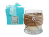 Luxury Nautical Rope Candle-Comes with a free Necklace Charm