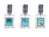 Tropical Paradise Perfume Favors Set of 6-Comes with a Free Shell Charm