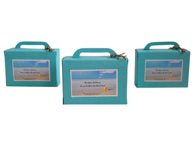 Vacation Suitcase Spa Soap Favor Sep 12-Free Airplane Jewelry Charm
