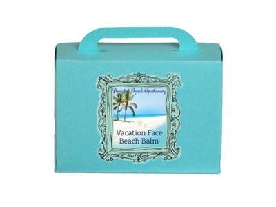VACATION FACE BEACH BALM-COMES WITH A FREE NECKLACE CHARM