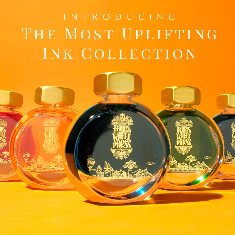 The Most Uplifiting Ink Collection Crowdfunding Now!