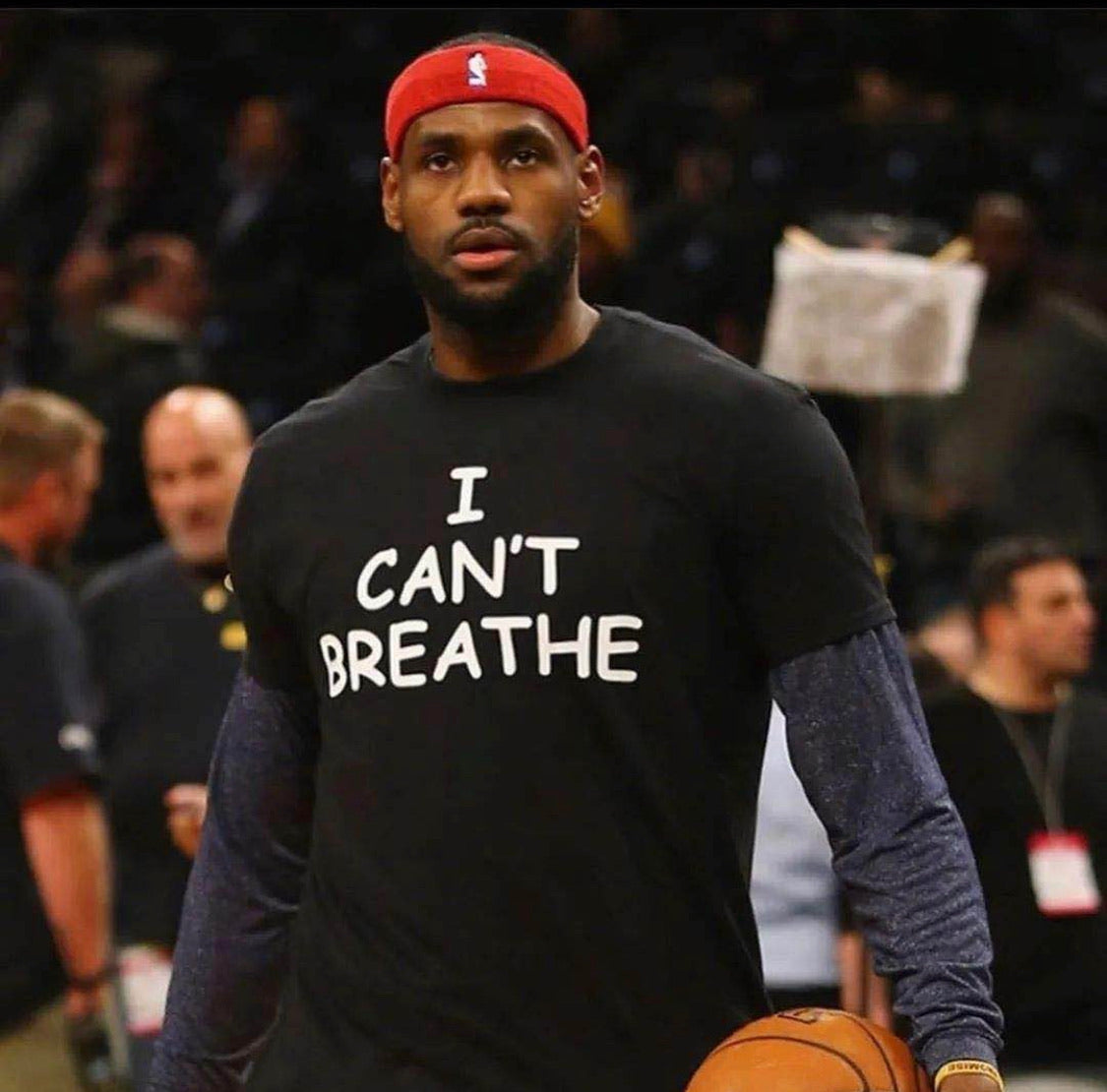 """I Can't Breathe"" T Shirt"