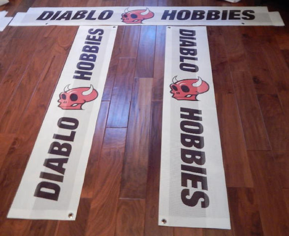 Diablo Hobbies MultiGP Style 5x5 race gates