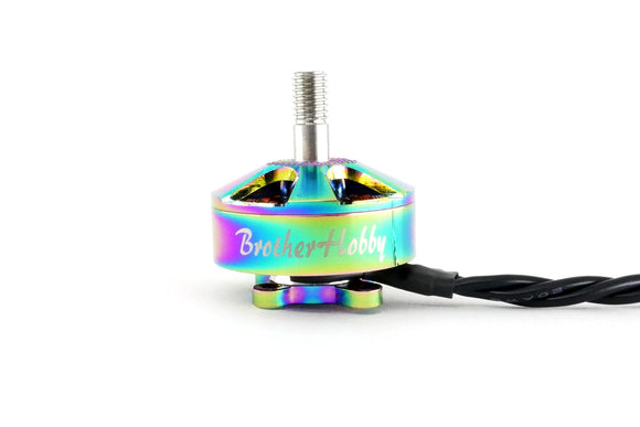 BrotherHobby Returner R6 2306 1660Kv  6S Brushless CW Motor - Rainbow