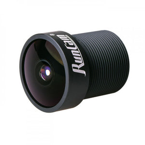 Runcam micro swift replacement lens 2.1mm Includes 2 lock rings