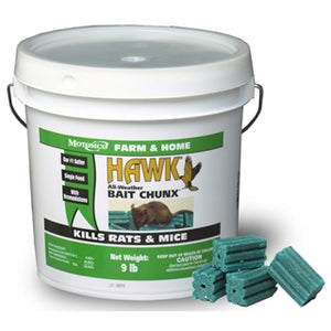 Hawk All-Weather Bait Chunx Pail