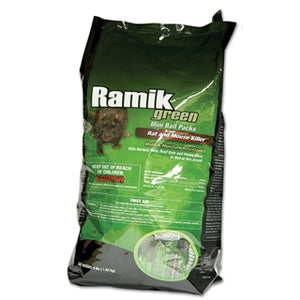 Ramik Green Mini Rat & Mouse Bait Packs