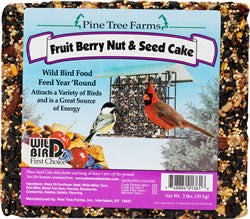 Fruit Berry Nut & Seed Cake 2 lbs
