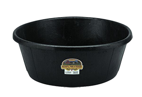 15-Gal Heavy-Duty Rubber Tub