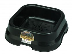 10-Qt Plastic Salt and Mineral Block Pan