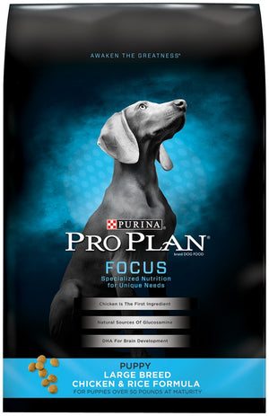 Purina Pro Plan Focus Large Breed Puppy Dry Dog Food