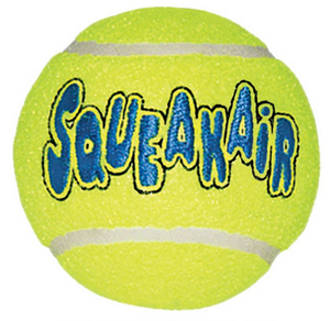 AirDog Squeakair Ball Dog Toy