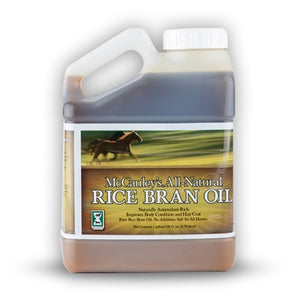 Mccaulley's® All-Natural Rice Bran Oil