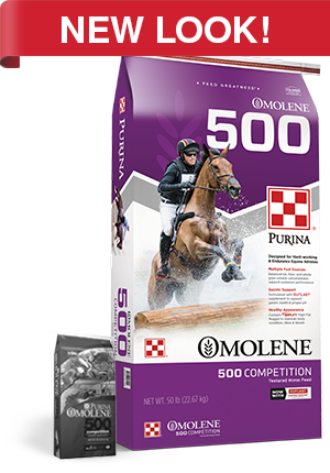 Omolene 500 Competition Performance