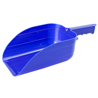 5pt Plastic Feed Scoop