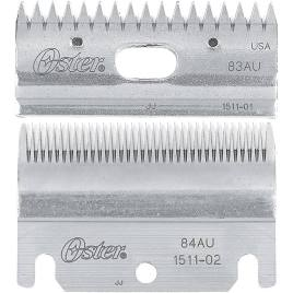 83-84AU Combo Clipper Blade Set