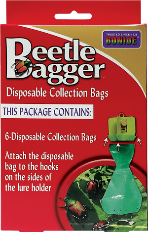 Beetle Bagger Replacement Bags