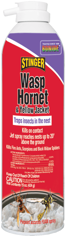 Bonide Wasp, Hornet, and Yellow Jacket - 15oz