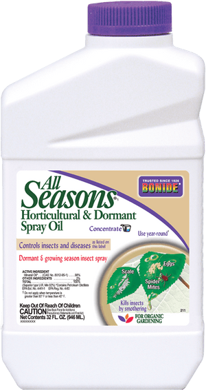 All Seasons Spray Oil Concentrate