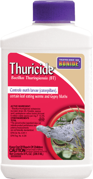 Thuricide (BT) Concentrate