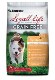 Loyall Life Grain Free Chicken & Potato