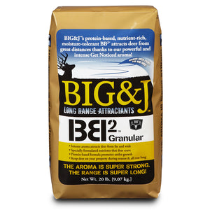BB2 Deer Supplement & Attractant