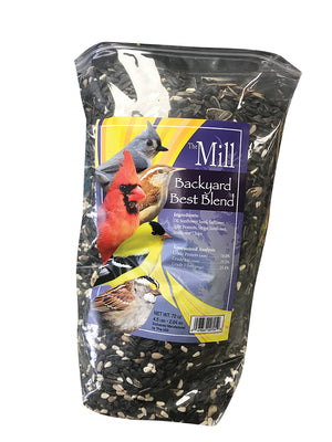 The Mill Backyard Best Blend Bird Seed