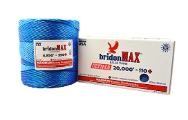 Bridon Brand Baler Twine - Made in the USA  Blue heavy duty