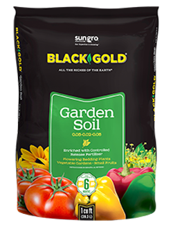 BLACK GOLD GARDEN SOIL
