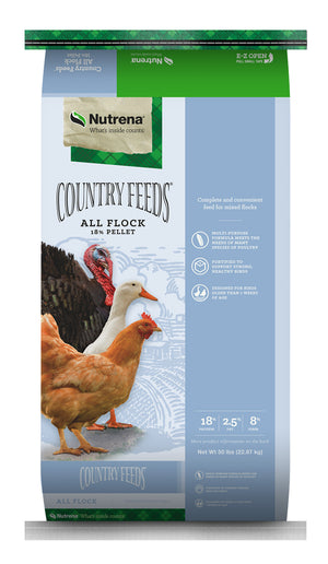 Country Feeds All Flock Feed