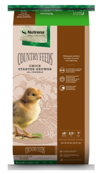 Country Feeds Chick Starter Grower Non Medicated