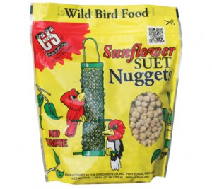 Sunflower Suet Nuggets