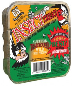 Insect Treat Suet