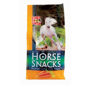 Start to Finish Horse Snacks
