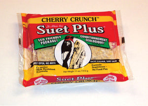 Suet Plus Cherry Crunch
